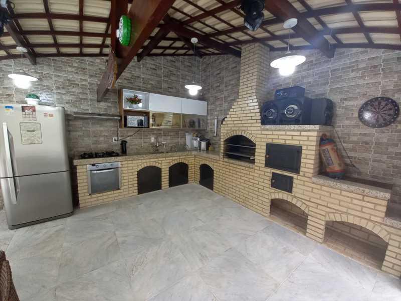 10 - Casa 4 quartos à venda Curicica, Rio de Janeiro - R$ 999.000 - SVCA40020 - 11