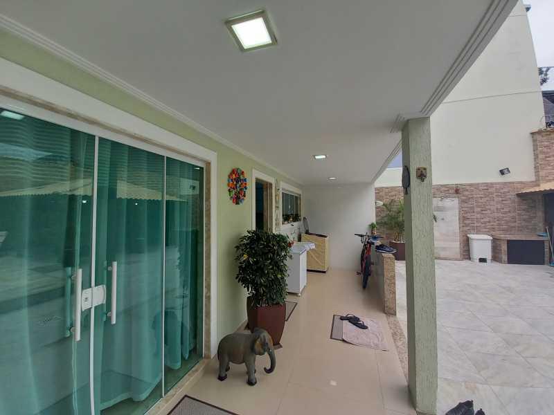 15 - Casa 4 quartos à venda Curicica, Rio de Janeiro - R$ 999.000 - SVCA40020 - 15