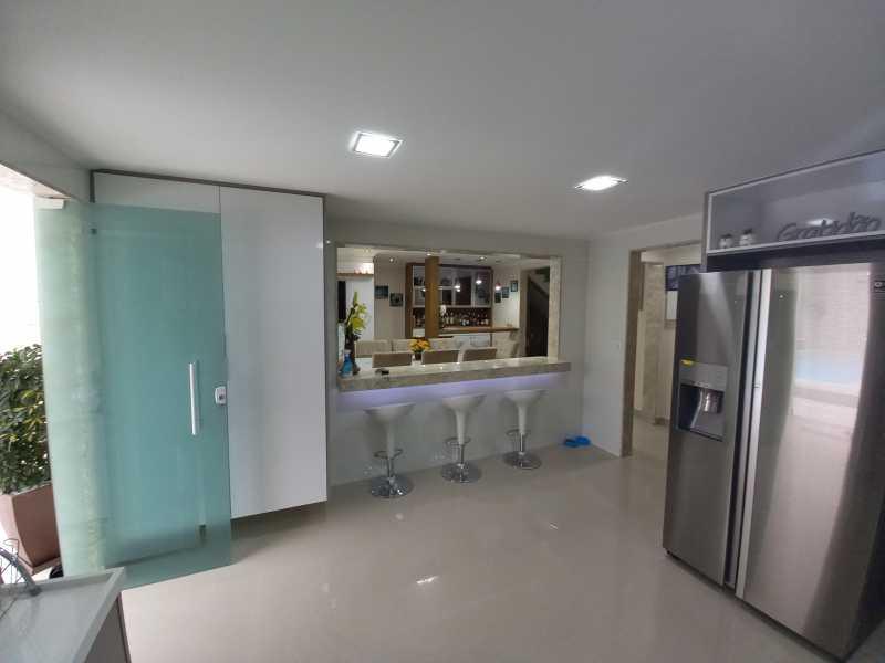 17 - Casa 4 quartos à venda Curicica, Rio de Janeiro - R$ 999.000 - SVCA40020 - 17