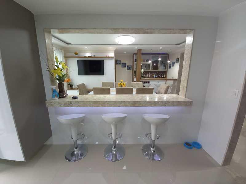 8 - Casa 4 quartos à venda Curicica, Rio de Janeiro - R$ 999.000 - SVCA40020 - 9