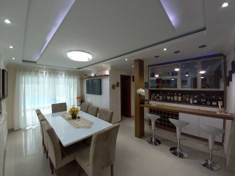5 - Casa 4 quartos à venda Curicica, Rio de Janeiro - R$ 999.000 - SVCA40020 - 6