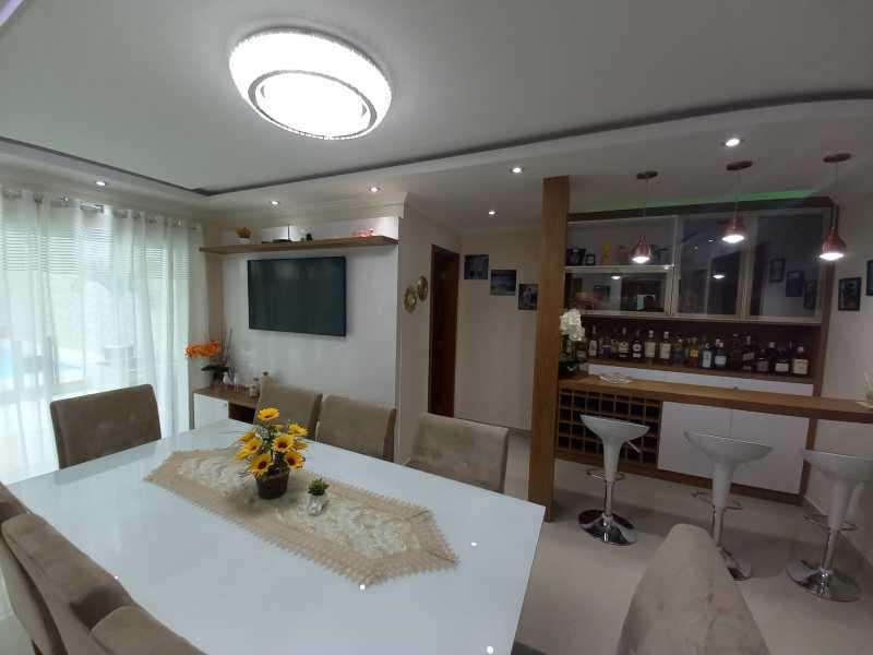 6 - Casa 4 quartos à venda Curicica, Rio de Janeiro - R$ 999.000 - SVCA40020 - 7