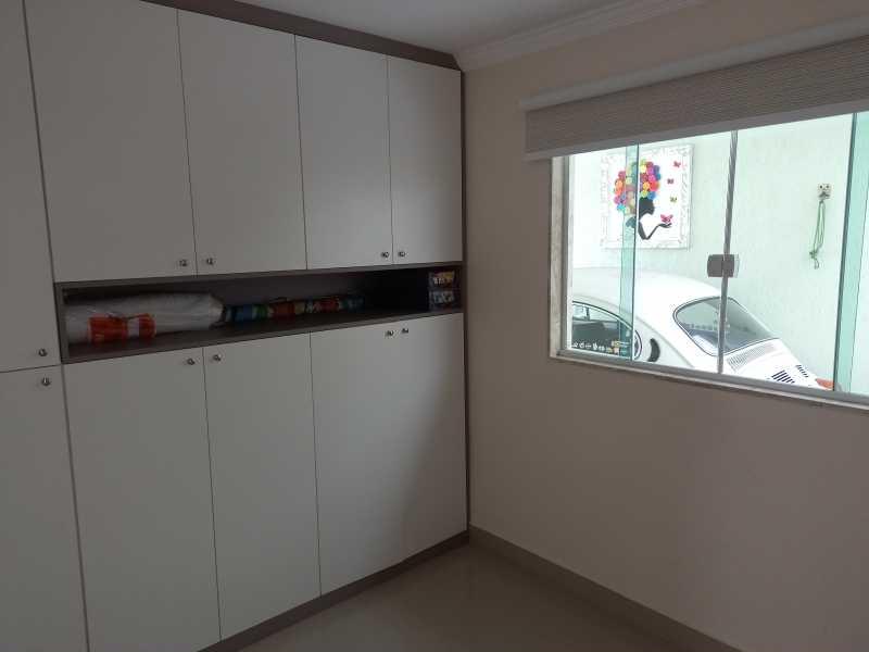 18 - Casa 4 quartos à venda Curicica, Rio de Janeiro - R$ 999.000 - SVCA40020 - 18