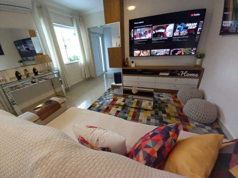 1 - Casa 4 quartos à venda Curicica, Rio de Janeiro - R$ 999.000 - SVCA40020 - 3