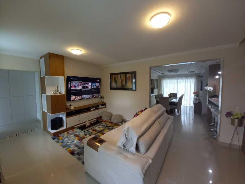 4 - Casa 4 quartos à venda Curicica, Rio de Janeiro - R$ 999.000 - SVCA40020 - 5