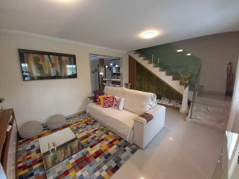 2 - Casa 4 quartos à venda Curicica, Rio de Janeiro - R$ 999.000 - SVCA40020 - 1