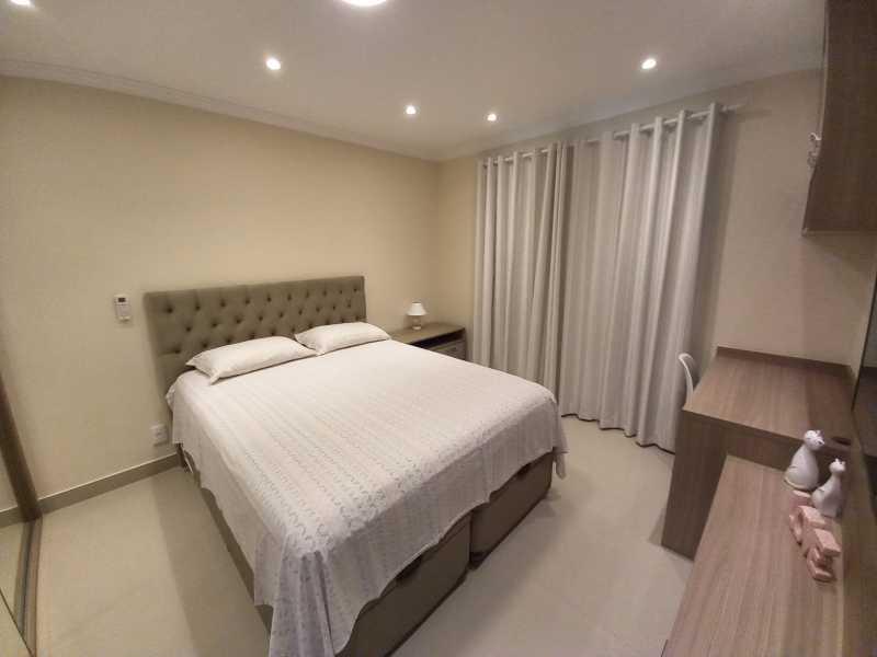 22 - Casa 4 quartos à venda Curicica, Rio de Janeiro - R$ 999.000 - SVCA40020 - 22