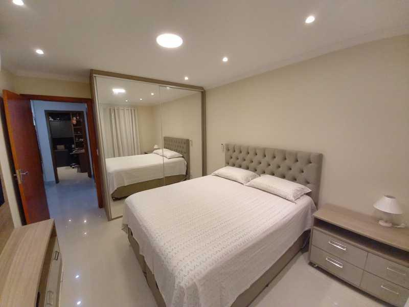 23 - Casa 4 quartos à venda Curicica, Rio de Janeiro - R$ 999.000 - SVCA40020 - 23