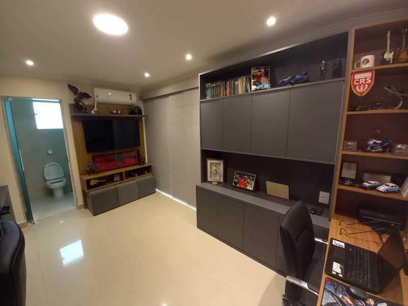 24 - Casa 4 quartos à venda Curicica, Rio de Janeiro - R$ 999.000 - SVCA40020 - 24