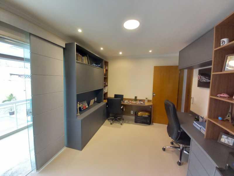 25 - Casa 4 quartos à venda Curicica, Rio de Janeiro - R$ 999.000 - SVCA40020 - 25