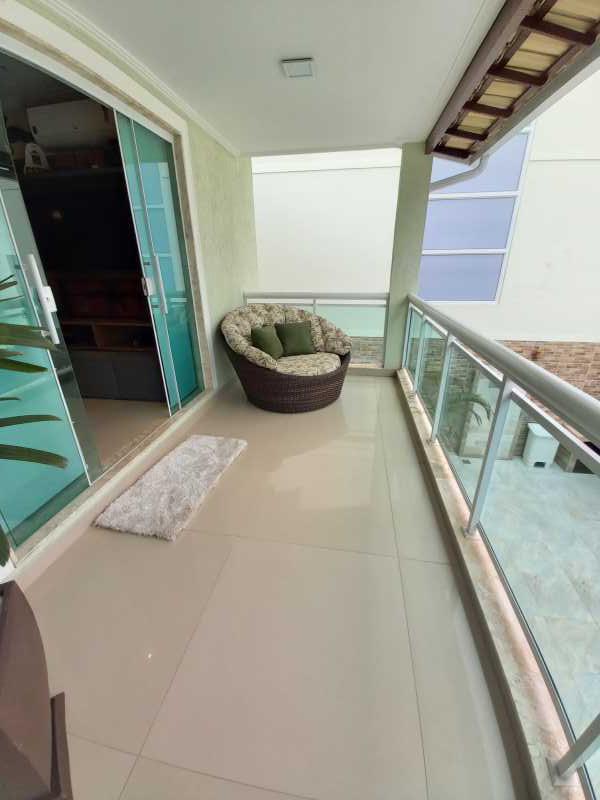 27 - Casa 4 quartos à venda Curicica, Rio de Janeiro - R$ 999.000 - SVCA40020 - 27