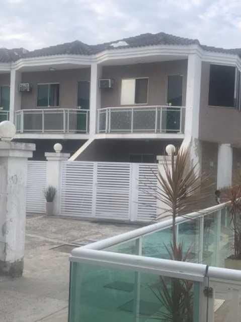 1 - Casa em Condomínio 2 quartos à venda Recreio dos Bandeirantes, Rio de Janeiro - R$ 360.000 - SVCN20063 - 1