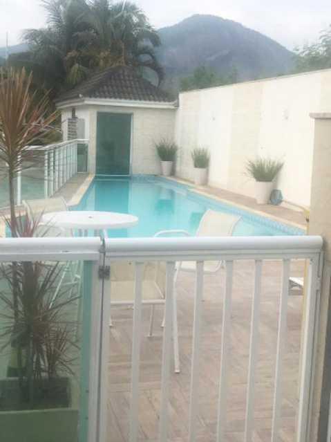 4 - Casa em Condomínio 2 quartos à venda Recreio dos Bandeirantes, Rio de Janeiro - R$ 360.000 - SVCN20063 - 3