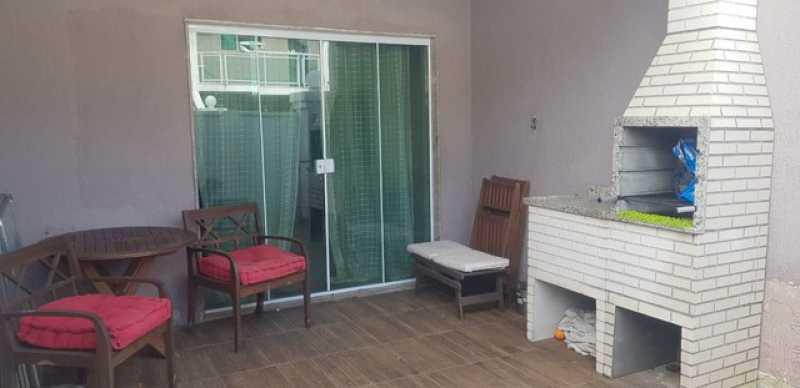 5 - Casa em Condomínio 2 quartos à venda Recreio dos Bandeirantes, Rio de Janeiro - R$ 360.000 - SVCN20063 - 5