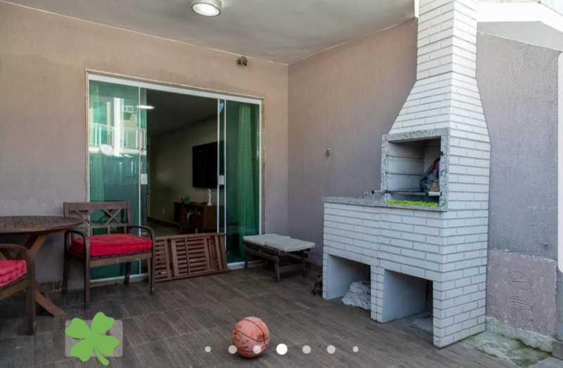 8 - Casa em Condomínio 2 quartos à venda Recreio dos Bandeirantes, Rio de Janeiro - R$ 360.000 - SVCN20063 - 8