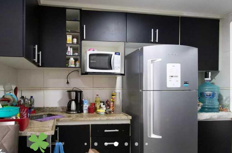 14 - Casa em Condomínio 2 quartos à venda Recreio dos Bandeirantes, Rio de Janeiro - R$ 360.000 - SVCN20063 - 14