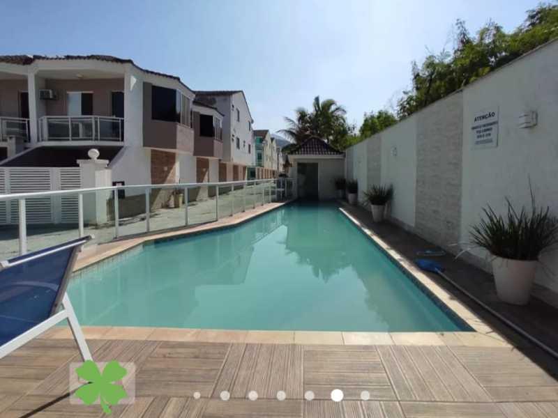 27 - Casa em Condomínio 2 quartos à venda Recreio dos Bandeirantes, Rio de Janeiro - R$ 360.000 - SVCN20063 - 27