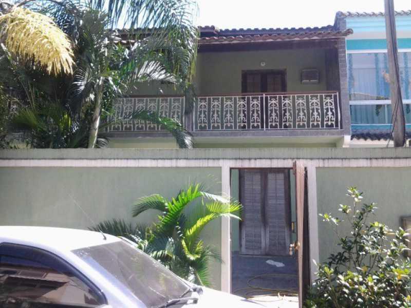 2 - Casa em Condomínio 3 quartos à venda Vargem Pequena, Rio de Janeiro - R$ 500.000 - SVCN30157 - 1