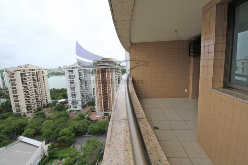 4922 - Cobertura 4 quartos para alugar Barra da Tijuca, Rio de Janeiro - R$ 6.900 - SVCO40002 - 15
