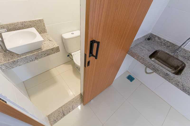 135819e6c57c095f-IMG_4277 - Casa de Vila 5 quartos à venda Tijuca, Rio de Janeiro - R$ 1.149.900 - SVCV50002 - 11