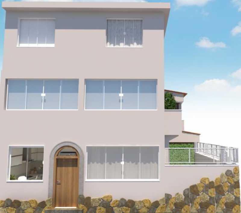 fotos-3 - Casa de Vila 5 quartos à venda Tijuca, Rio de Janeiro - R$ 1.149.900 - SVCV50002 - 19