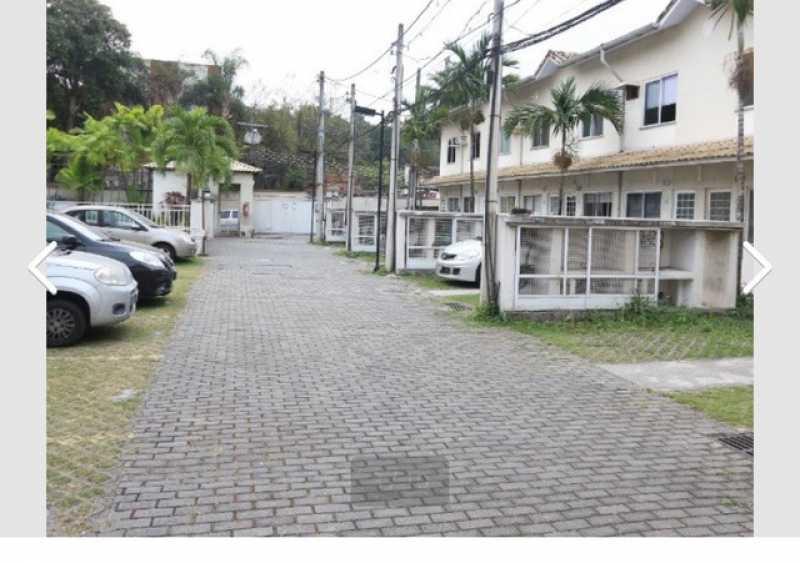 1 - Casa em Condomínio 2 quartos à venda Taquara, Rio de Janeiro - R$ 265.000 - SVCN20064 - 1