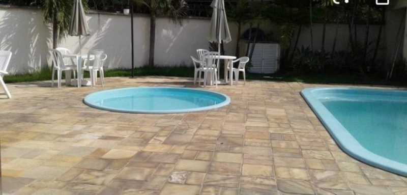 2 - Casa em Condomínio 2 quartos à venda Taquara, Rio de Janeiro - R$ 265.000 - SVCN20064 - 3