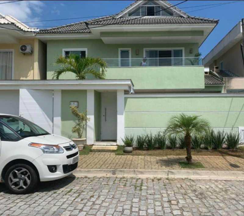 1 - Casa em Condomínio 3 quartos à venda Vargem Pequena, Rio de Janeiro - R$ 1.200.000 - SVCN30159 - 1
