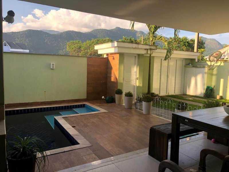 2 - Casa em Condomínio 3 quartos à venda Vargem Pequena, Rio de Janeiro - R$ 1.200.000 - SVCN30159 - 3