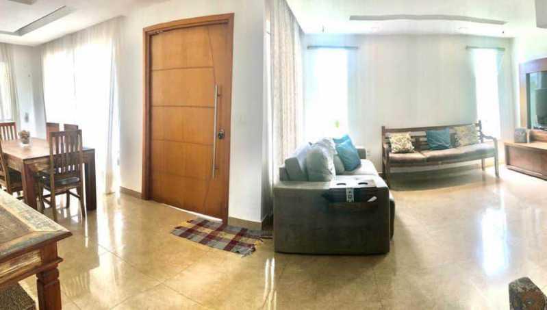 4 - Casa em Condomínio 3 quartos à venda Vargem Pequena, Rio de Janeiro - R$ 1.200.000 - SVCN30159 - 5