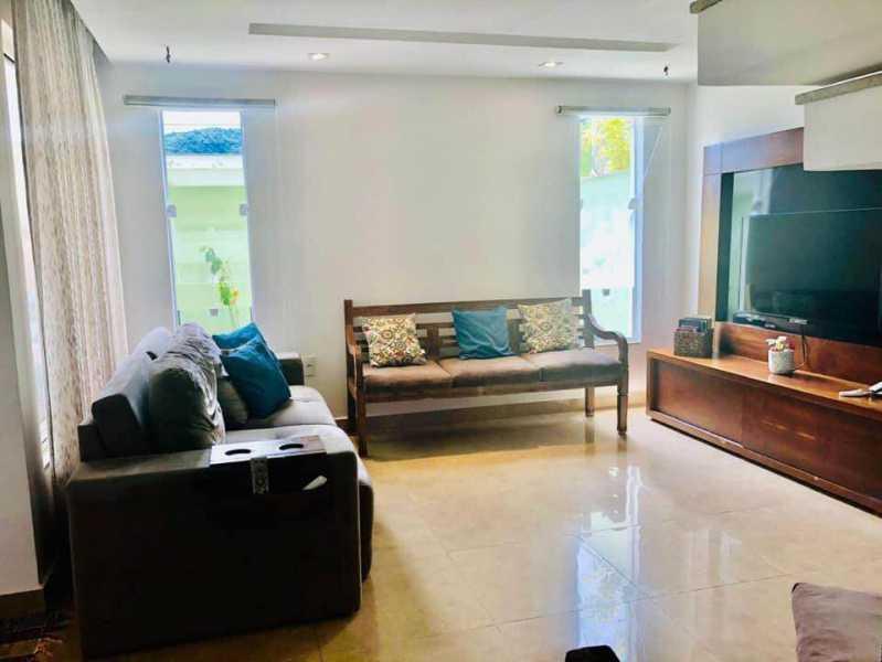 12 - Casa em Condomínio 3 quartos à venda Vargem Pequena, Rio de Janeiro - R$ 1.200.000 - SVCN30159 - 8