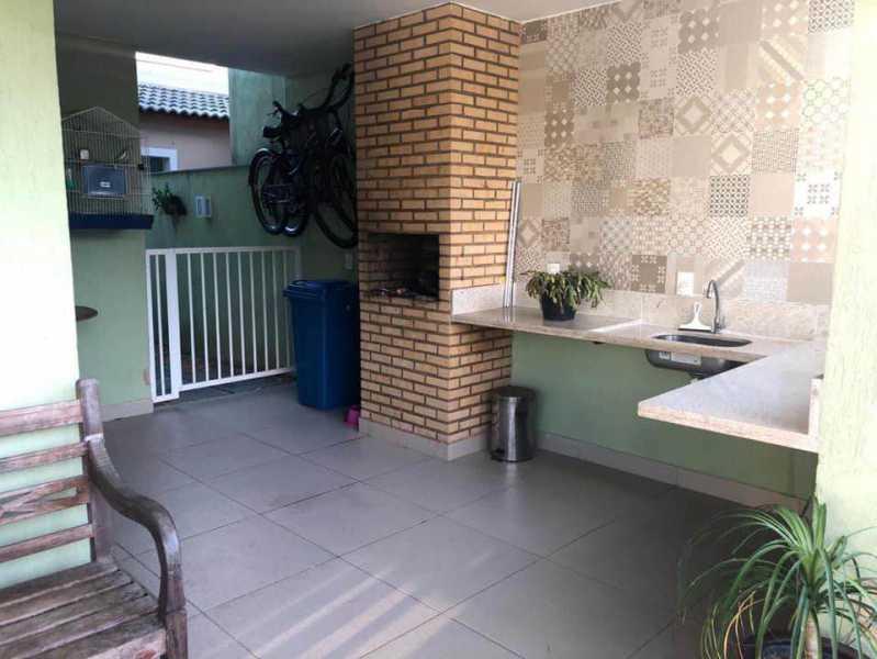 13 - Casa em Condomínio 3 quartos à venda Vargem Pequena, Rio de Janeiro - R$ 1.200.000 - SVCN30159 - 7