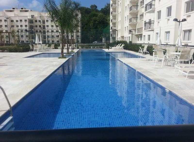 2 - Apartamento 2 quartos à venda Camorim, Rio de Janeiro - R$ 320.000 - SVAP20556 - 1