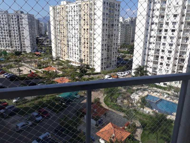 f3e90814-6506-413e-a253-da3888 - Apartamento 2 quartos à venda Recreio dos Bandeirantes, Rio de Janeiro - R$ 275.000 - SVAP20570 - 1