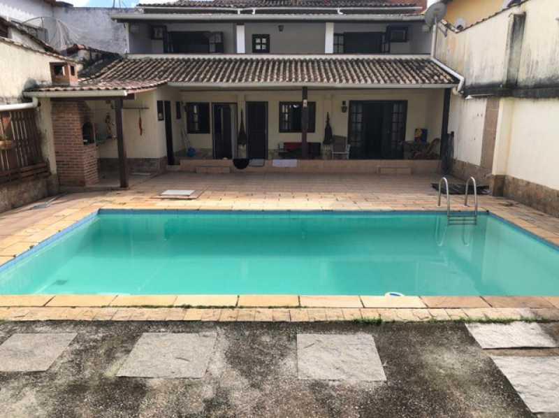 1 - Casa em Condomínio 2 quartos à venda Vargem Grande, Rio de Janeiro - R$ 600.000 - SVCN20067 - 1