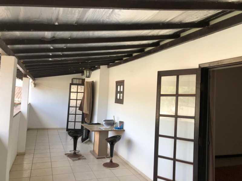 4 - Casa em Condomínio 2 quartos à venda Vargem Grande, Rio de Janeiro - R$ 600.000 - SVCN20067 - 5