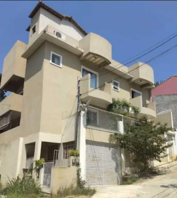 1 - Casa em Condomínio 3 quartos à venda Tanque, Rio de Janeiro - R$ 580.000 - SVCN30161 - 1