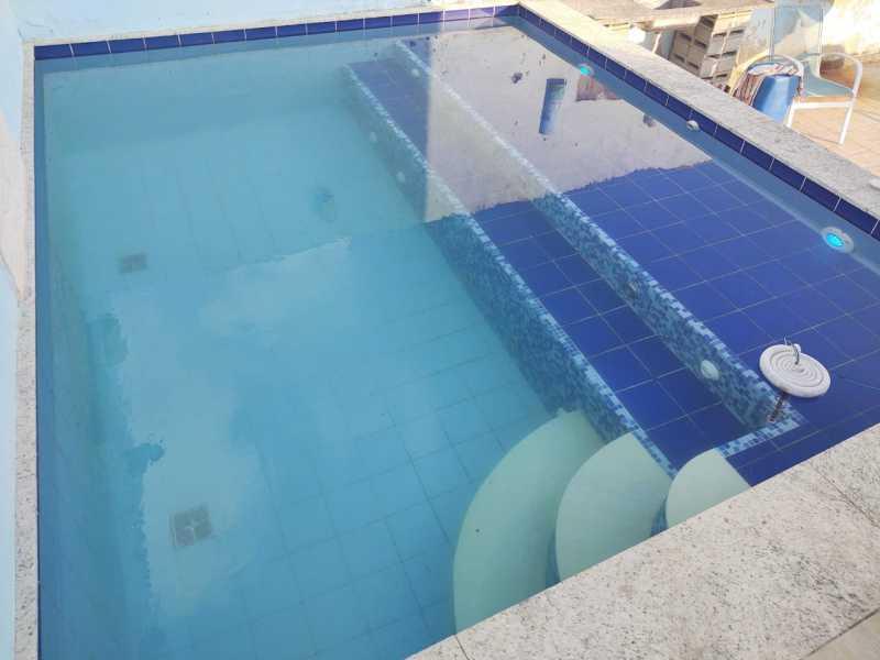 8 - Casa em Condomínio 3 quartos à venda Tanque, Rio de Janeiro - R$ 580.000 - SVCN30161 - 9