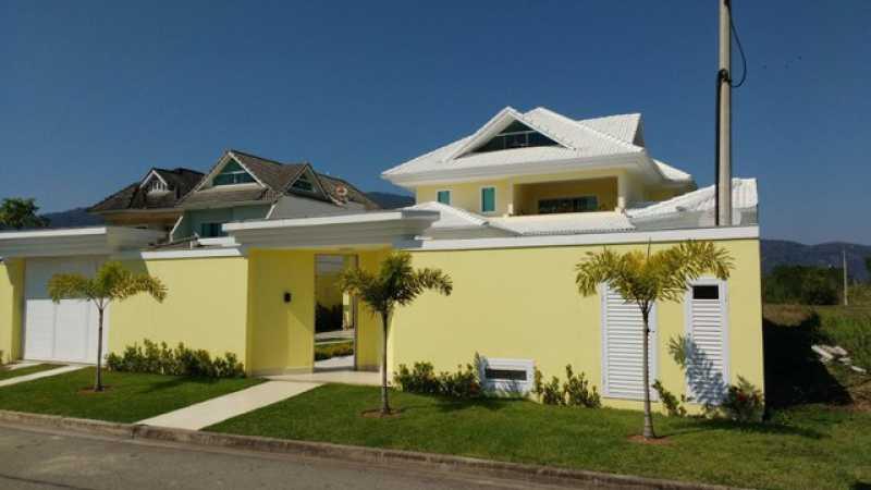 2 - Casa em Condomínio 4 quartos à venda Guaratiba, Rio de Janeiro - R$ 1.540.000 - SVCN40102 - 3