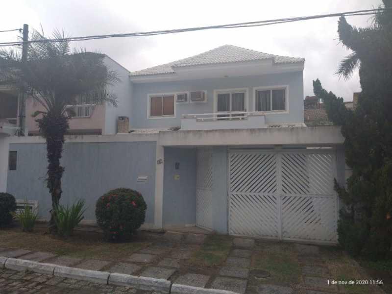 1 - Casa em Condomínio 5 quartos à venda Pechincha, Rio de Janeiro - R$ 980.000 - SVCN50032 - 1