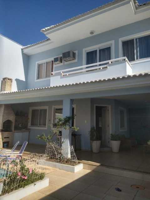 2 - Casa em Condomínio 5 quartos à venda Pechincha, Rio de Janeiro - R$ 980.000 - SVCN50032 - 3