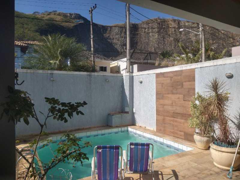 3 - Casa em Condomínio 5 quartos à venda Pechincha, Rio de Janeiro - R$ 980.000 - SVCN50032 - 4