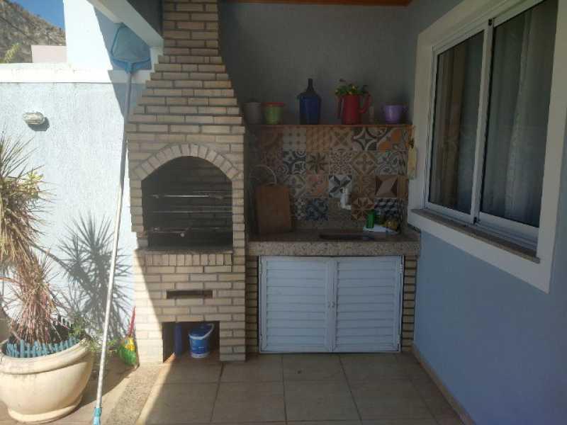 4 - Casa em Condomínio 5 quartos à venda Pechincha, Rio de Janeiro - R$ 980.000 - SVCN50032 - 5