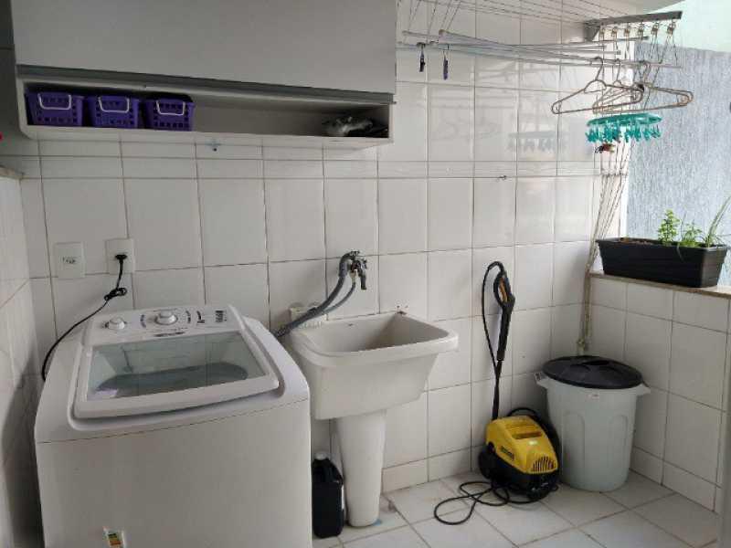 7 - Casa em Condomínio 5 quartos à venda Pechincha, Rio de Janeiro - R$ 980.000 - SVCN50032 - 8