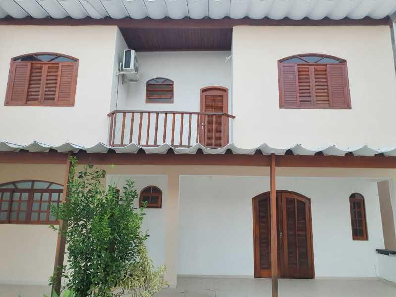 1 - Casa de Vila 3 quartos à venda Taquara, Rio de Janeiro - R$ 320.000 - SVCV30021 - 1