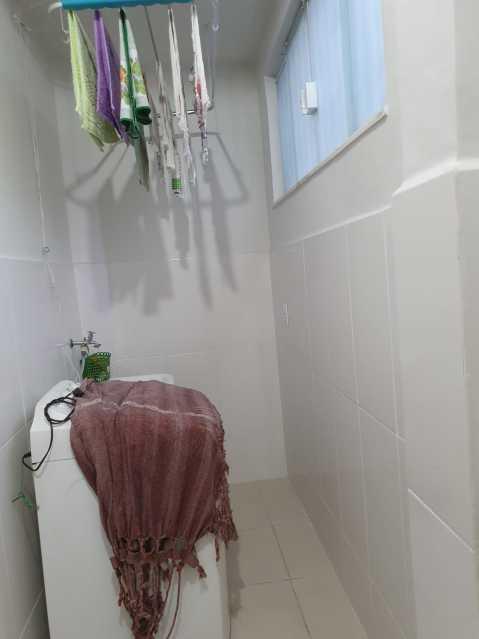 15 - Casa de Vila 3 quartos à venda Taquara, Rio de Janeiro - R$ 320.000 - SVCV30021 - 16