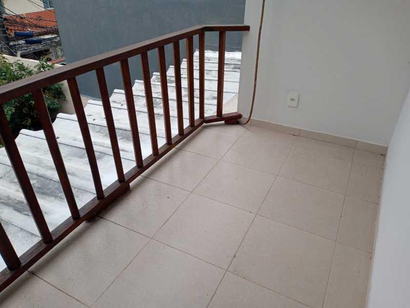 20 - Casa de Vila 3 quartos à venda Taquara, Rio de Janeiro - R$ 320.000 - SVCV30021 - 20