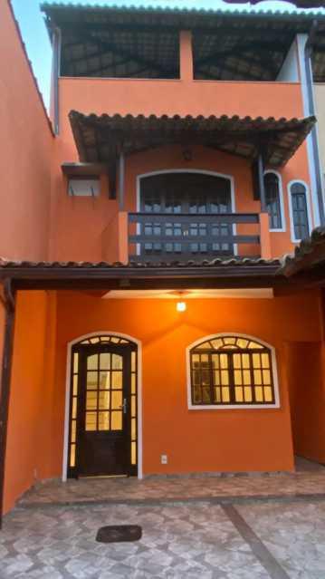 1 - Casa em Condomínio 2 quartos à venda Vargem Pequena, Rio de Janeiro - R$ 310.000 - SVCN20068 - 1