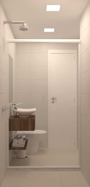 27b81d96df53c13e-BANHEIRO 02 - Apartamento 2 quartos à venda Copacabana, Rio de Janeiro - R$ 869.000 - SVAP20562 - 7