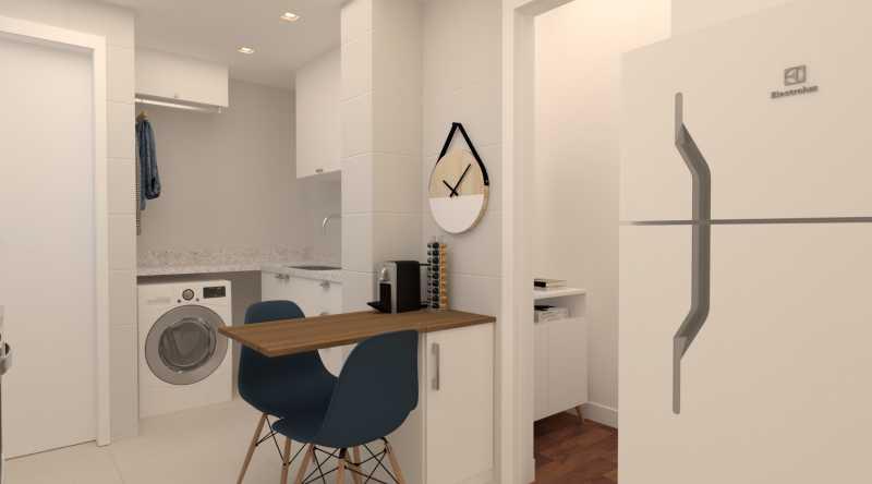 3476c9e04a3c68b9-cozinha 03 - Apartamento 2 quartos à venda Copacabana, Rio de Janeiro - R$ 869.000 - SVAP20562 - 10